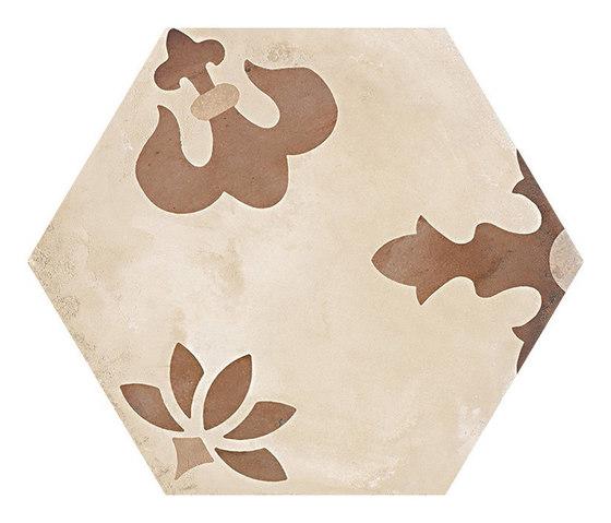 Terra | Comp.Gigli Ver.C by Marca Corona | Ceramic tiles