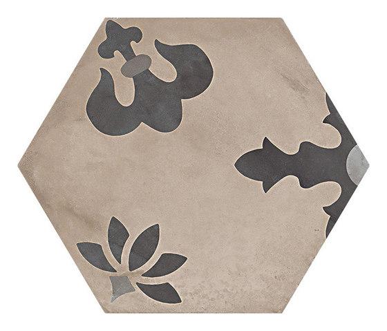 Terra   Comp.Gigli Ver.F by Marca Corona   Ceramic tiles