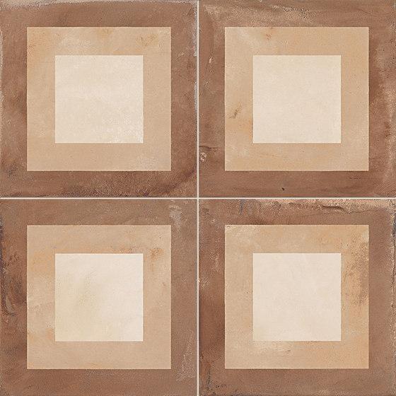 Terra | Quadrato C von Marca Corona | Keramik Fliesen