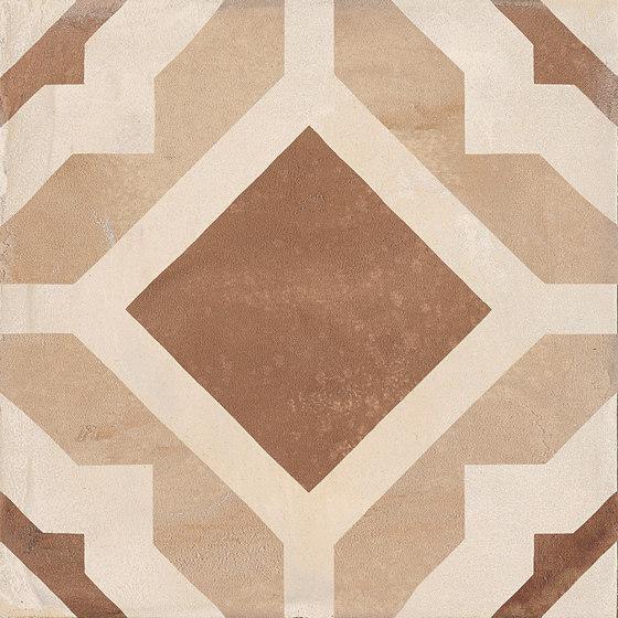 Terra   Geometria Vers.C de Marca Corona   Carrelage céramique