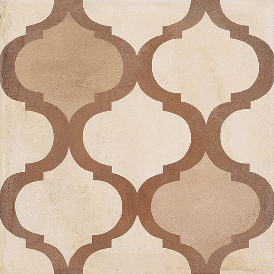 Terra | Coloniale Vers.C di Marca Corona | Piastrelle ceramica