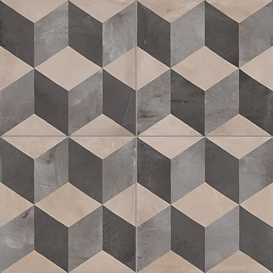 Terra | Cubo Vers.F di Marca Corona | Piastrelle ceramica