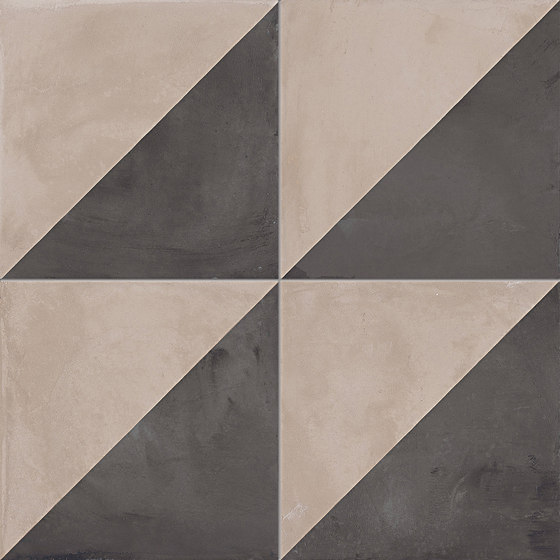 Terra | Triangolo Vers.F di Marca Corona | Piastrelle ceramica