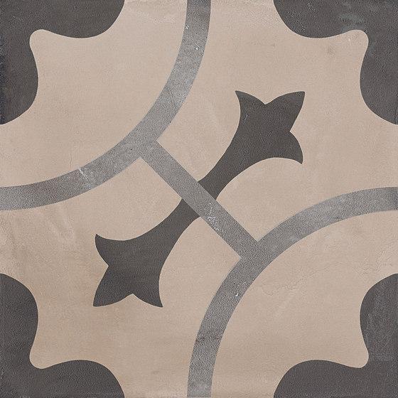 Terra | Ornamento Vers.F von Marca Corona | Keramik Fliesen