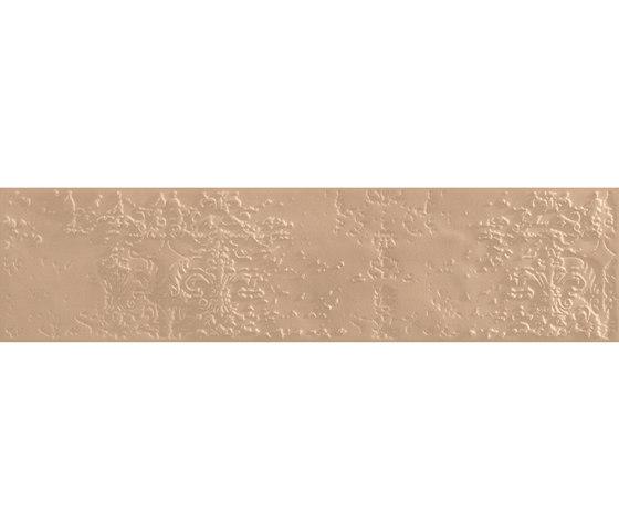 Terra   Ocra Dec.S/4 by Marca Corona   Ceramic tiles