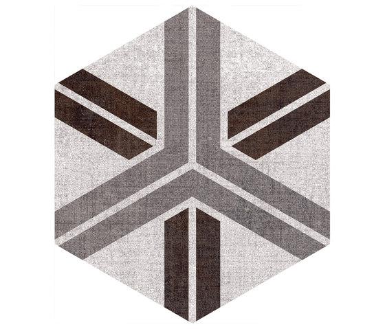 Textile   Mix Esa F von Marca Corona   Keramik Fliesen