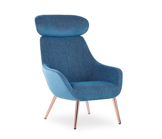 Lamy von B&T Design | Sessel