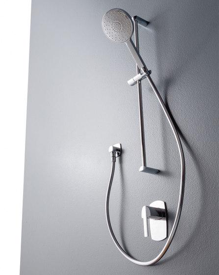 Tango by Rubinetterie Zazzeri | Shower controls
