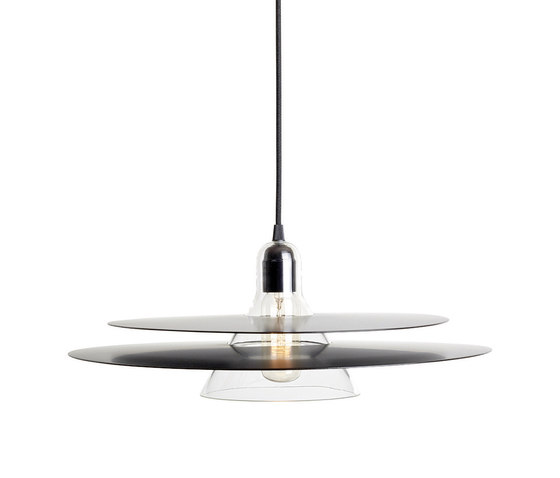 Cymbal by La Chance   Suspended lights