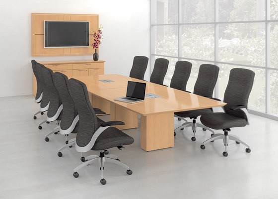 Clever Table de National Office Furniture | Mesas contract