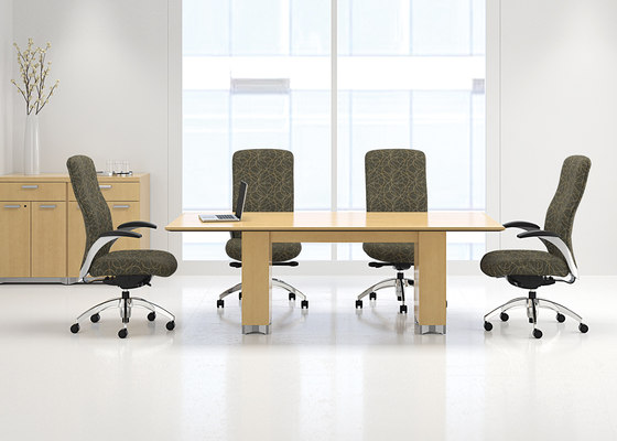 Epic Table de National Office Furniture | Mesas contract