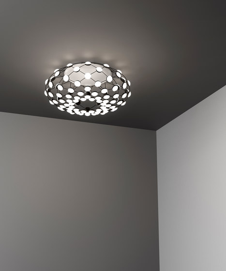 Mesh | ceiling by LUCEPLAN | Ceiling lights
