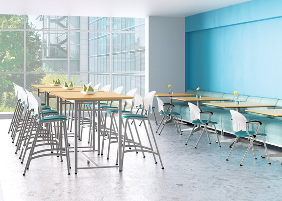 Epic Table by National Office Furniture | Contract tables