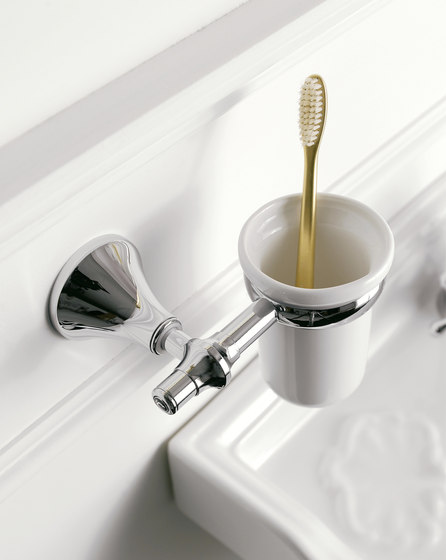 Mille 2 by Rubinetterie Zazzeri | Toothbrush holders