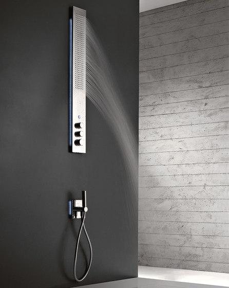 Obliqua by Rubinetterie Zazzeri | Shower controls