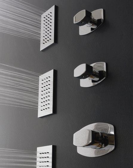Shirò by Rubinetterie Zazzeri | Shower controls