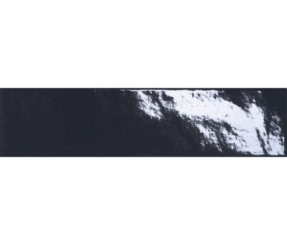 Tone |Black 7,5X31 by Marca Corona | Ceramic tiles