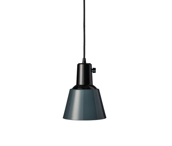 K831 | enamelled | anthracite by Midgard Licht | Suspended lights