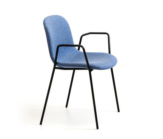 Máni Fabric AR 4L by Arrmet srl   Chairs
