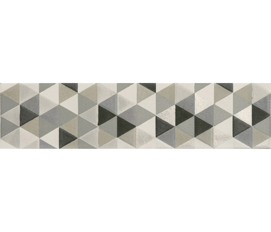 Tone | Triangles Mix 1 by Marca Corona | Ceramic tiles