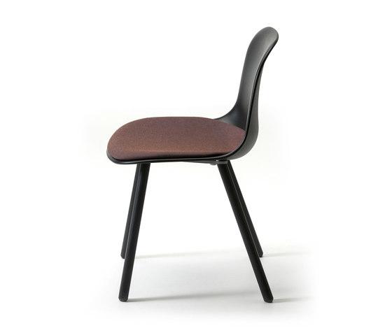 Máni Plastic 4WL by Arrmet srl | Chairs