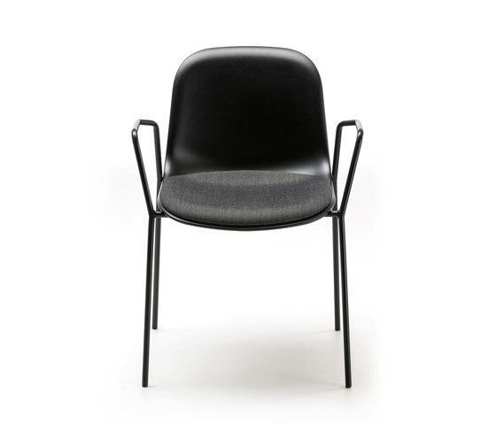 Máni Plastic 4L by Arrmet srl   Chairs