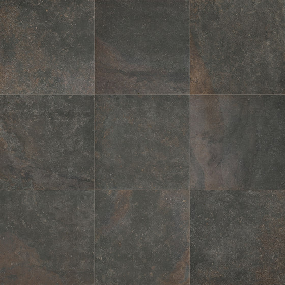 Universe | Black 60 Rett. by Marca Corona | Ceramic tiles