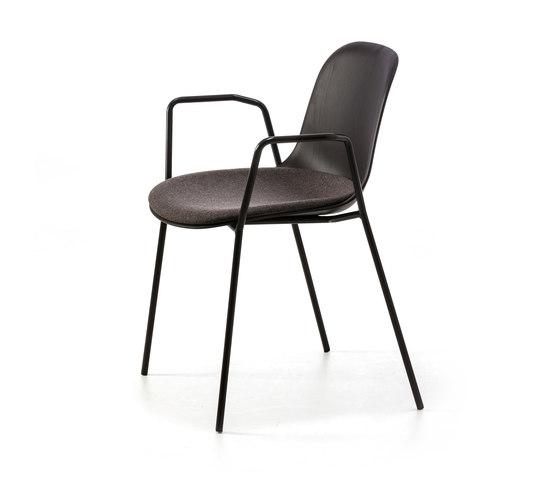 Máni Wood AR 4L by Arrmet srl | Chairs