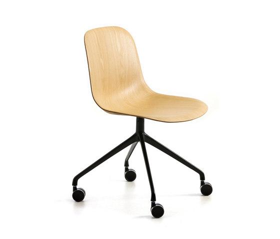 Máni Wood HO-4 by Arrmet srl | Chairs