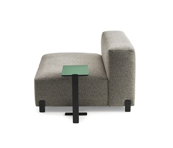 Mousse by Sancal | Modular seating elements