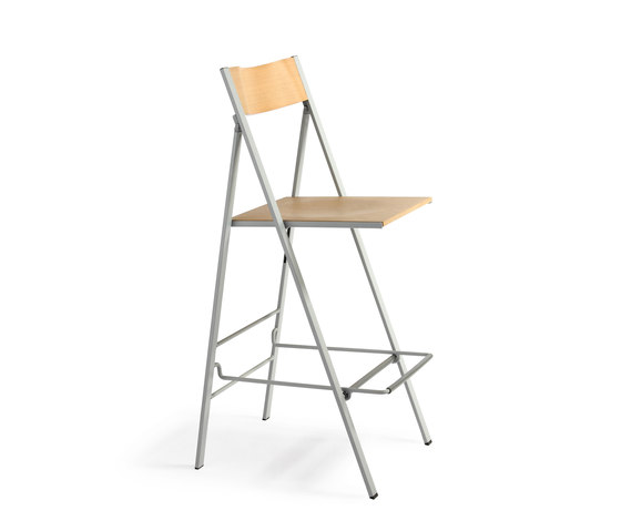 Pocket Wood by Arrmet srl | Bar stools