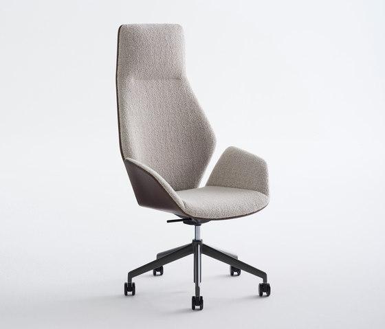 Ginkgo Conference de Davis Furniture | Sillas