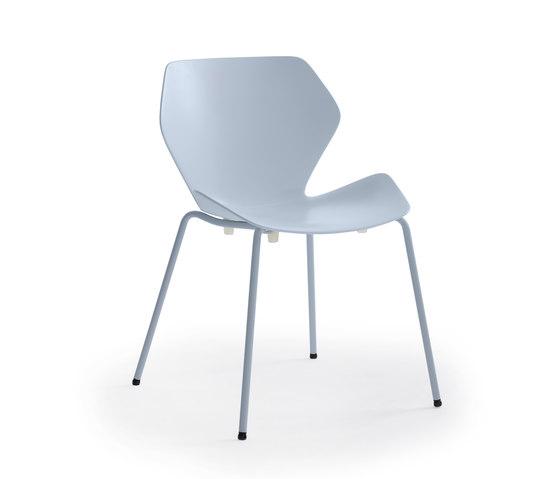 Ginkgo Plastic de Davis Furniture | Sillas