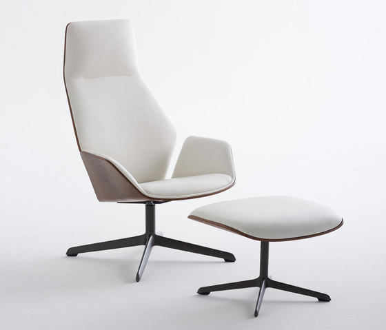 Ginkgo Ply Lounge de Davis Furniture | Sillones