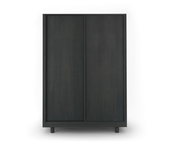 Wardrobe with Sliding Doors Forest Green by Bautier | Cabinets