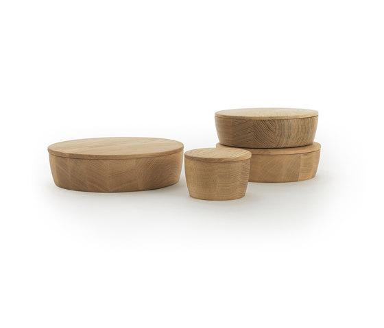Wood Container Medium de Bautier   Contenedores / Cajas