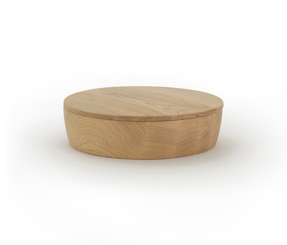 Wood Container Large by Bautier | Storage boxes