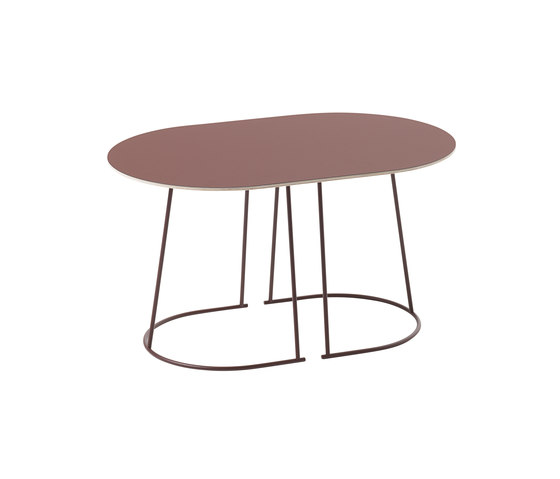Airy Coffee Table | Small von Muuto | Couchtische