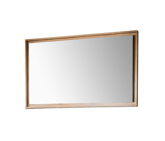Harlem | Backlit Reversible Mirror With Sensor by BAGNODESIGN | Bath mirrors