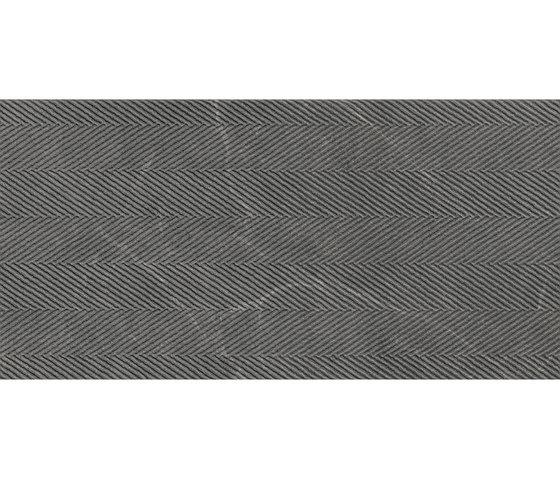 Arkistone   Dark Trama by Marca Corona   Ceramic tiles