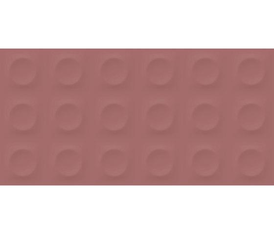 Bold | Marsala Round di Marca Corona | Piastrelle ceramica