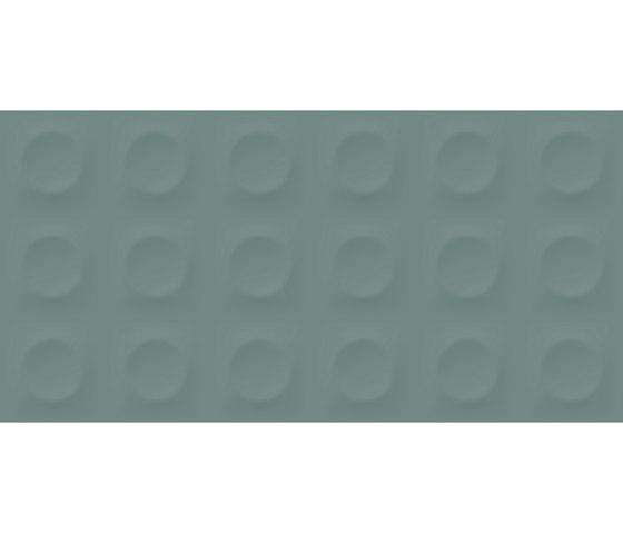 Bold | Sage Round di Marca Corona | Piastrelle ceramica