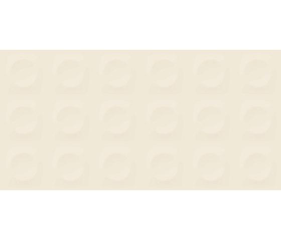 Bold | White Round von Marca Corona | Keramik Fliesen