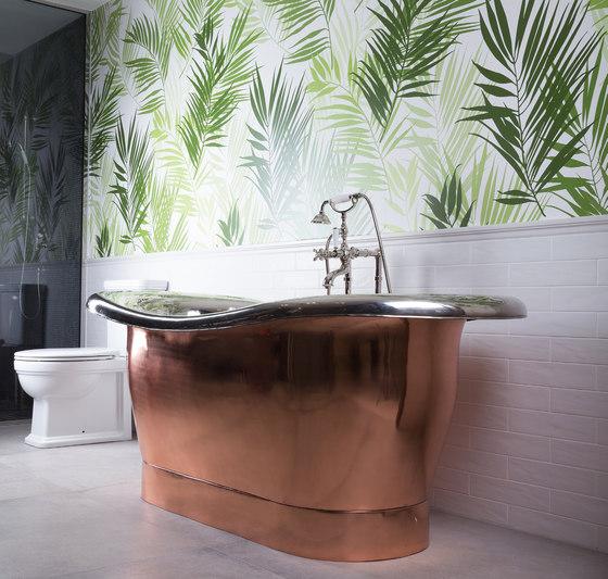 Bathing   Sloane Copper Freestanding Bath Tub by BAGNODESIGN   Bathtubs