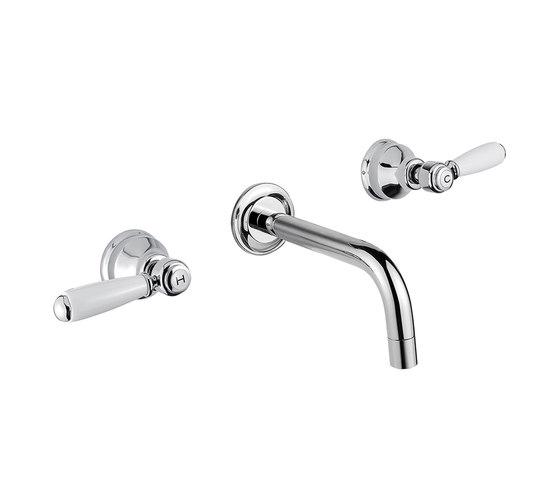 Malabar   Concealed Basin Mixer by BAGNODESIGN   Wash basin taps