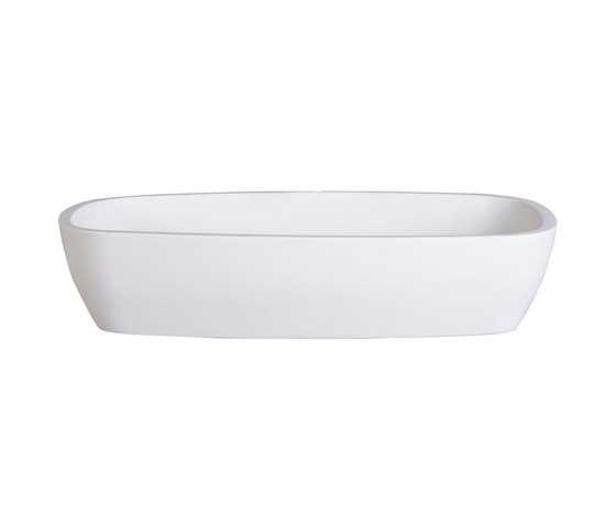 Metreaux | Soft Countertop Wash Basin by BAGNODESIGN | Wash basins