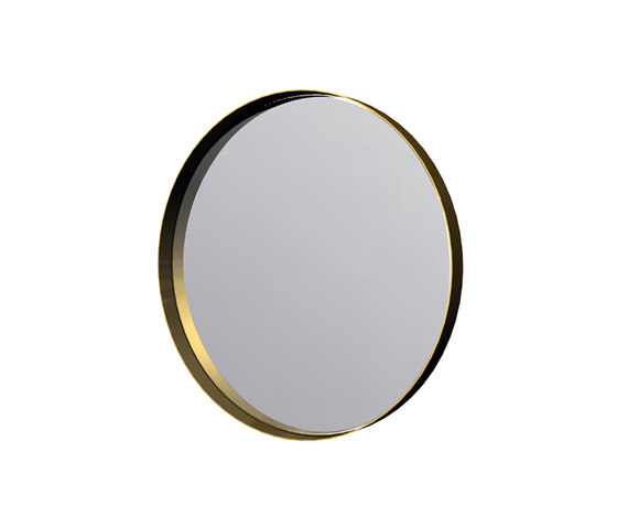 Monroe | Round Mirror by BAGNODESIGN | Bath mirrors