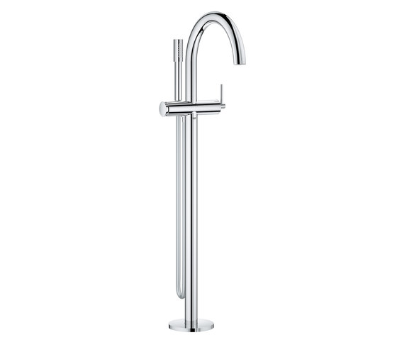 Atrio Single-lever bath mixer 1/2 floor mounted by GROHE | Bath taps