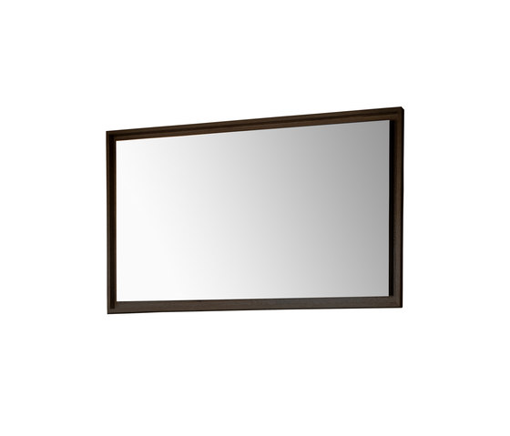 Monroe | Illuminated Reversible Mirror With Sensor by BAGNODESIGN | Bath mirrors