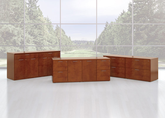 WaveWorks Storage by National Office Furniture | Sideboards